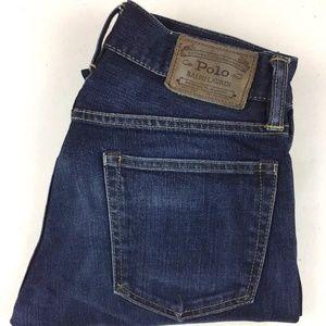 Ralph Lauren Men's Sullivan Slim Jeans 29x32 LNC